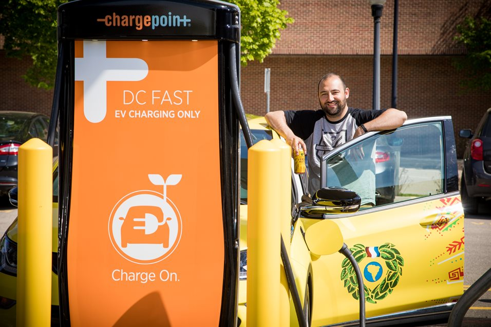 Fast Charging Fuels Delivery Biz