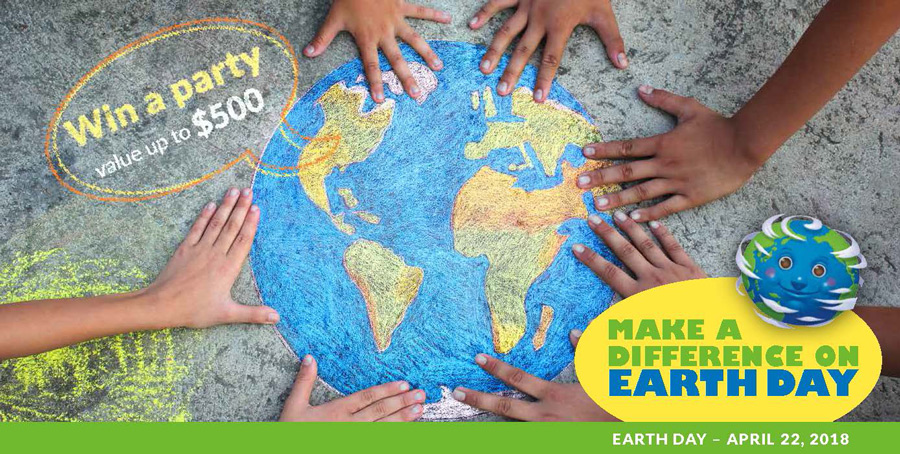 Earth Day video contest