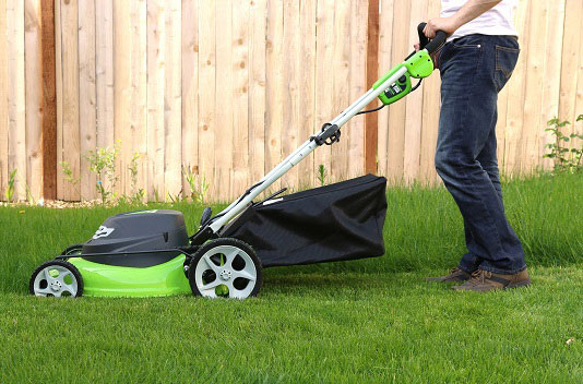 Electrify Your Lawn Care