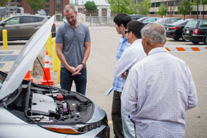 'Kicking the Tires' on Electric Vehicles