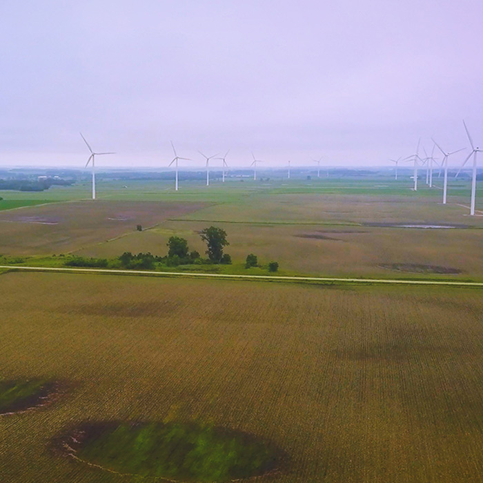 Video: Wind Farm Anniversary