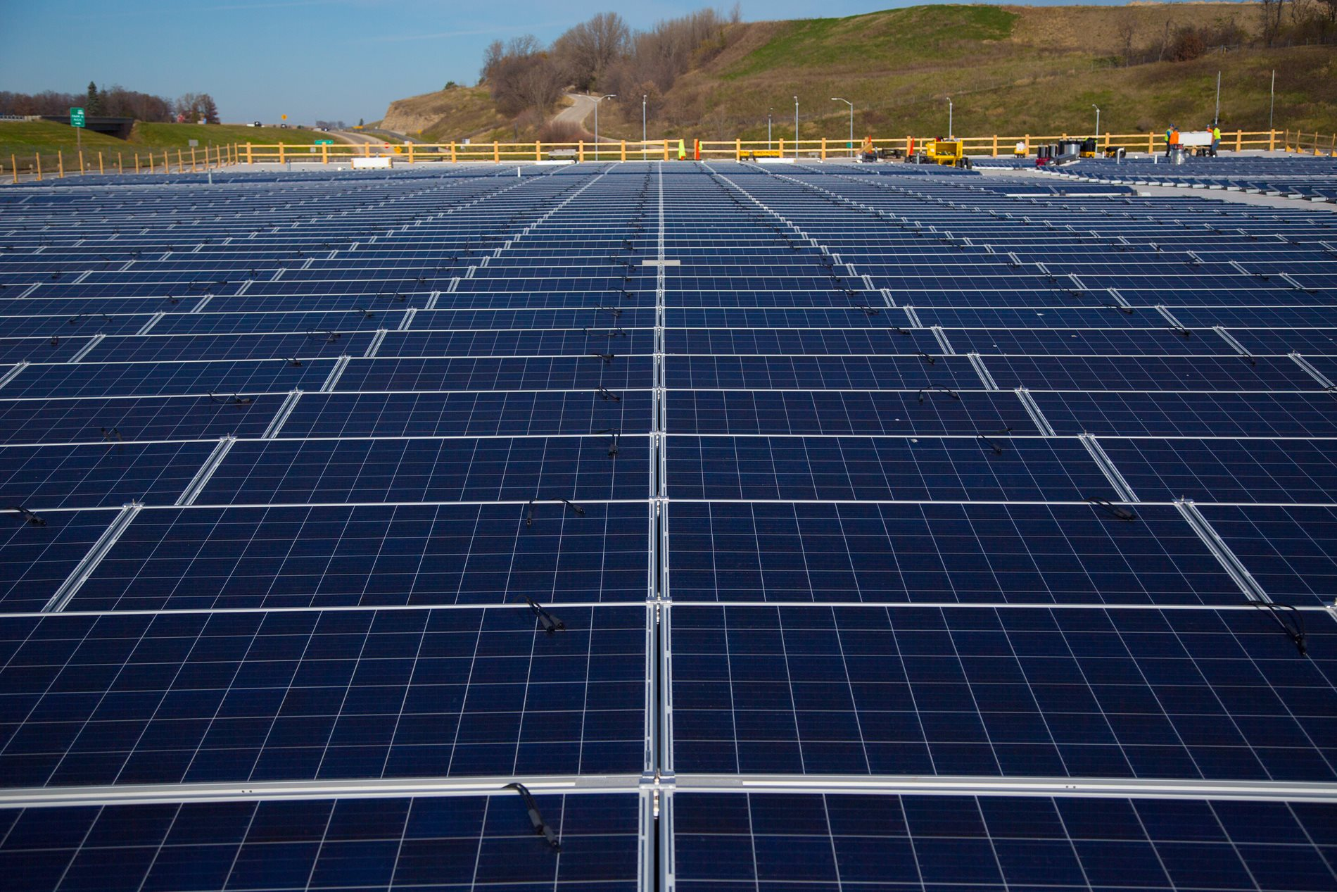 Shared Solar Expansion Planned