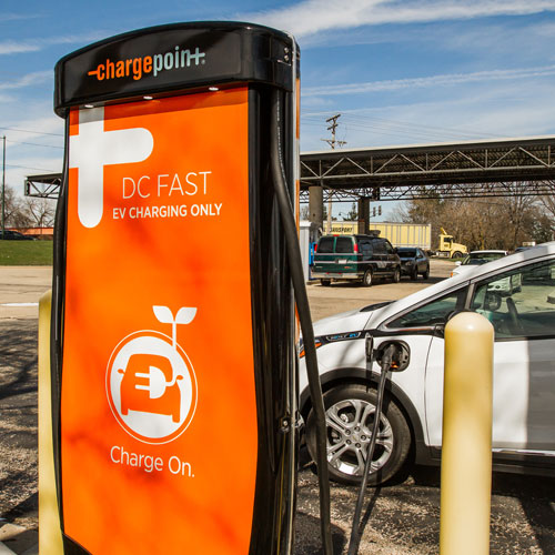 Our EV Charging Network is Growing