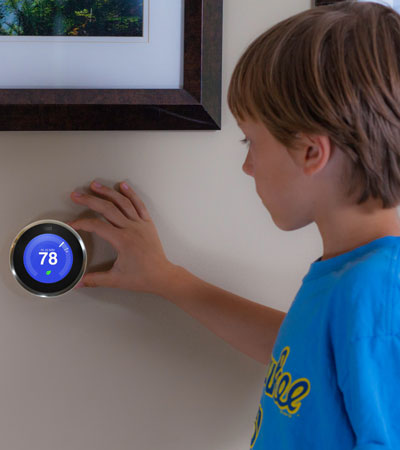 Smart Thermostat Program